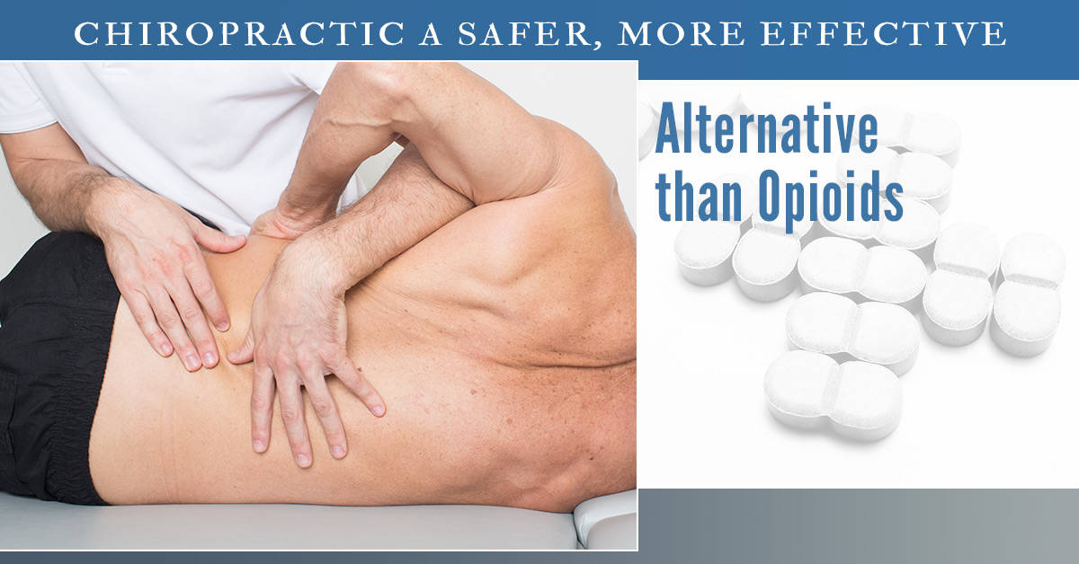 Chiropractic Care – An Alternative To Opioids
