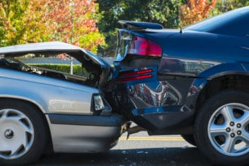 Tebby Chiropractic and Sports Medicine Clinic treating people invovled in rear end collisions suffering from whiplash injuries.