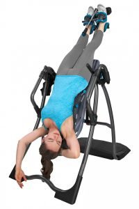 Inversion therapy for lower back pain